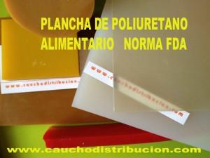 PLANCHA ALIMENTARIA DE POLIURETANO