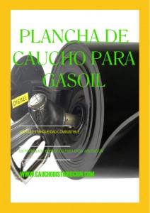 PLANCHA ACRILONITRILO GASOIL