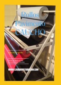 EXPOSITOR ROLLO CAUCHO